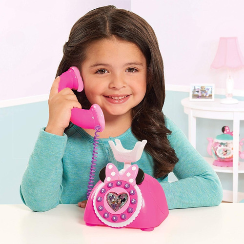 telefono jueguete minnie mouse happy helpers disney junior