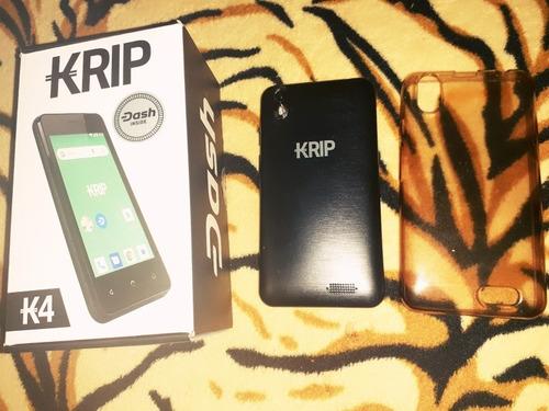 telefono krip k4 dual sim liberado para tadas las operadoras