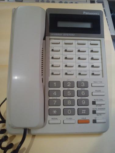 telefono kx-t7030 panasonic  garantizado