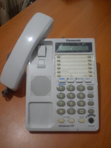 telefono kx-ts208 bilinea (2 lineas)