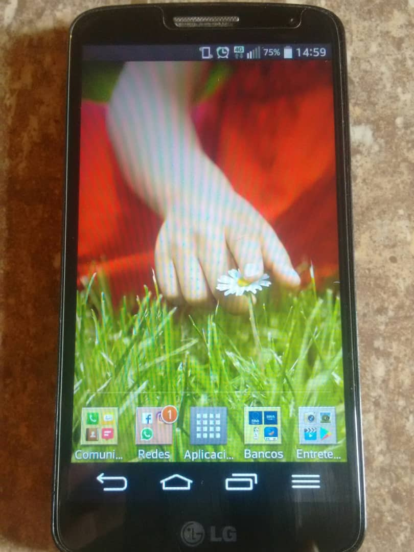 dd7ab381e5f Telefono Lg G2 Mini - Bs. 6.000,00 en Mercado Libre