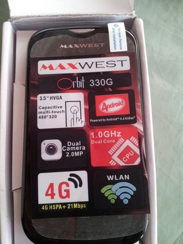 telefono maxwest android 4.4.2
