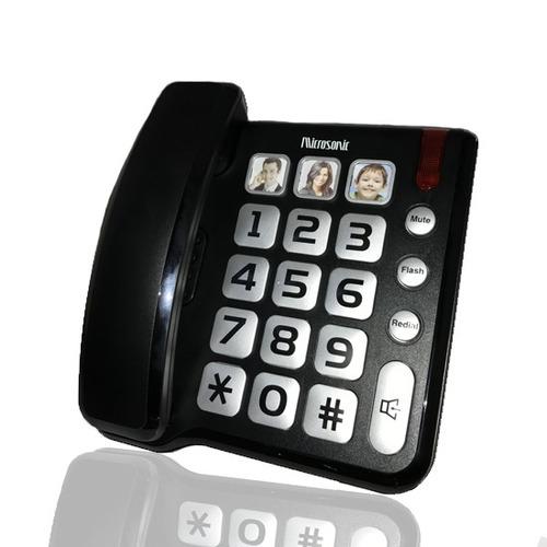teléfono microsonic 3033