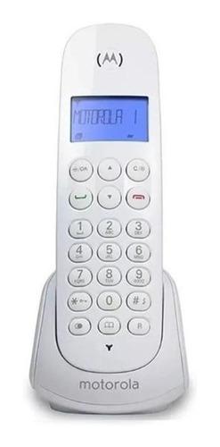 telefono motorola inal m750w blanco - aj hogar