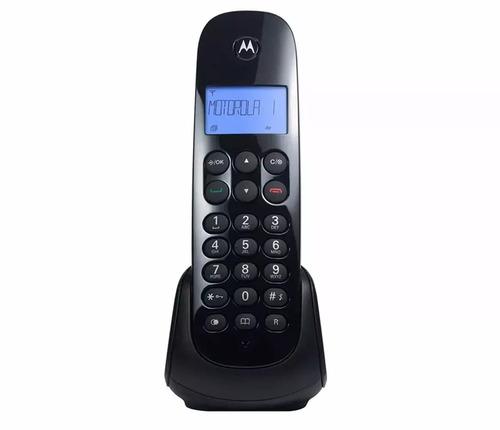 telefono motorola inalambrico m700 caller id negro