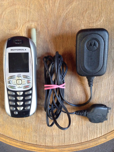 teléfono motorola nextel i275 9 de 10 de usa funcionando