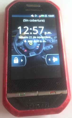 telefono motorola nextel i867