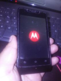 Telefono Motorola Xt914 Con Detalle