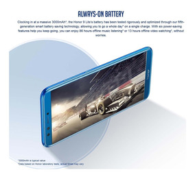 Teléfono Móvil Huawei Honor 9 Lite 4g De Octa-core 13mp Cu
