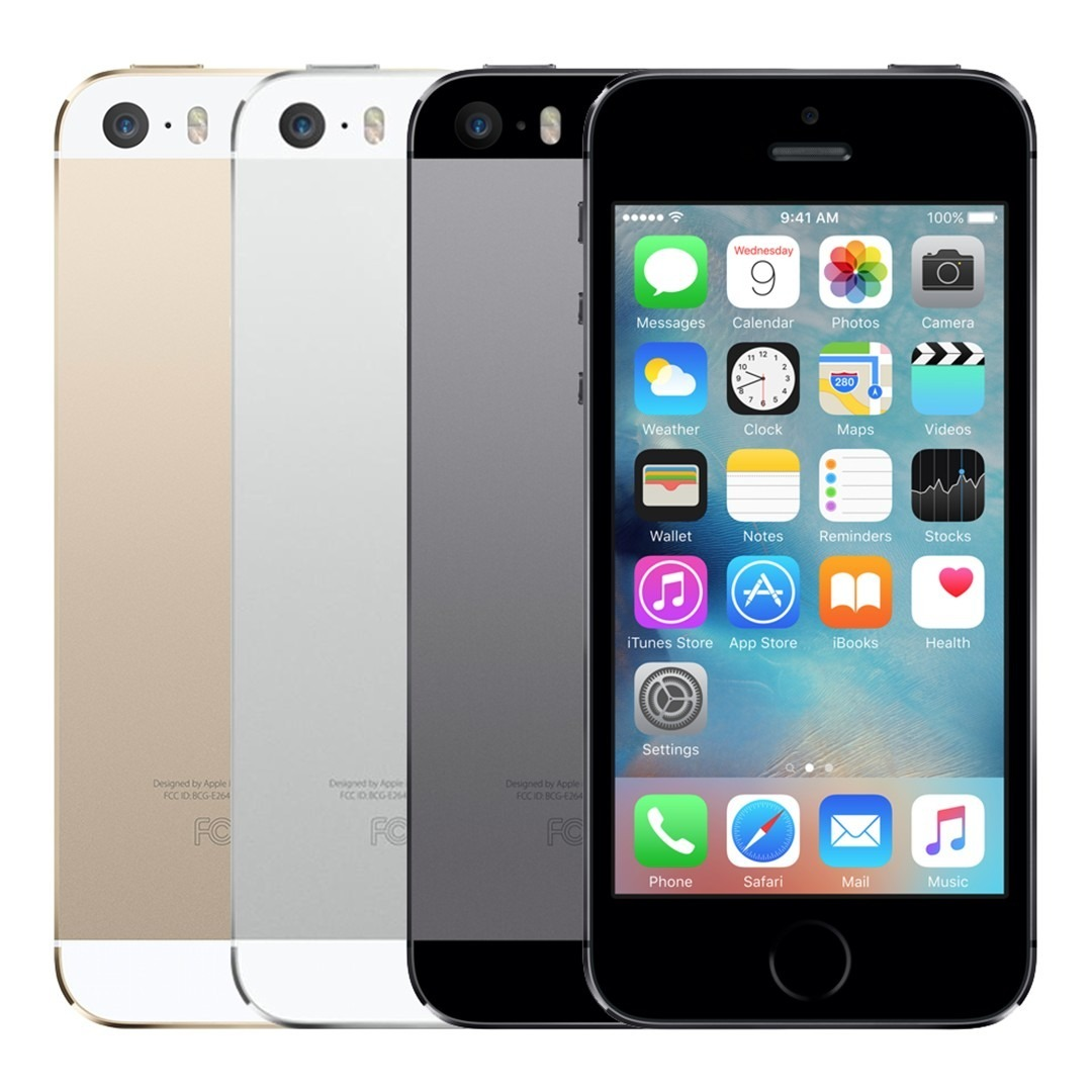 e8469dac2cb Teléfono Móvil Smartphone Apple iPhone 5s 16gb Refurbished ...