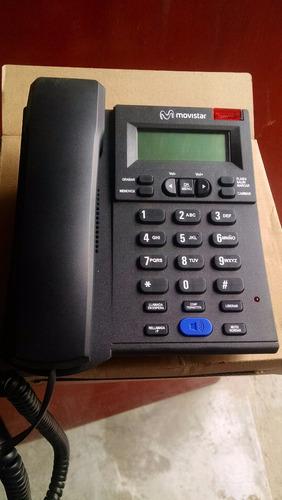 teléfono movistar con identificador mod-rz251310