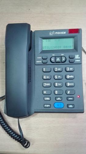 teléfono movistar con identificador  mod-rz251310 sellado