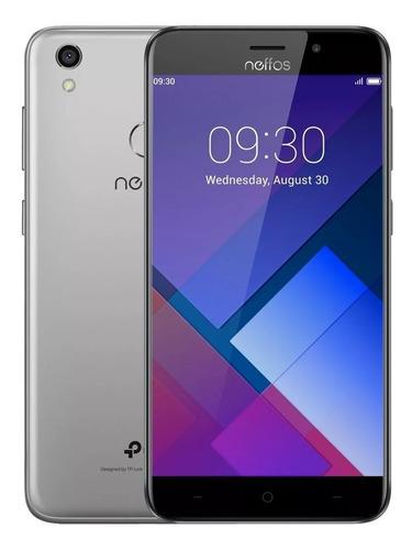 telefono neffos c7 5 hd quad core 2.5ghz cloudy plata /v /v