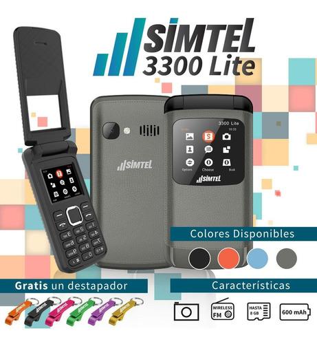 telefono nokia 3 / 105 / 106 / simtel orbic nc1 / 1110 3300