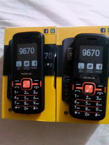 telefono nokia 9670 doble sim