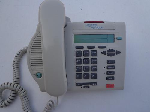 telefono nortel m3902