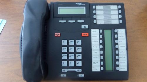 telefono nortel modelo t7316