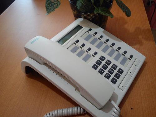 teléfono optiset e standar digital ericsson