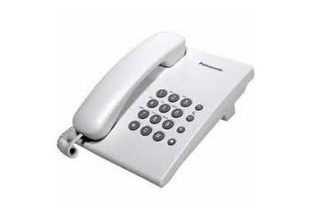 teléfono panasonic alámbrico kx-ts500