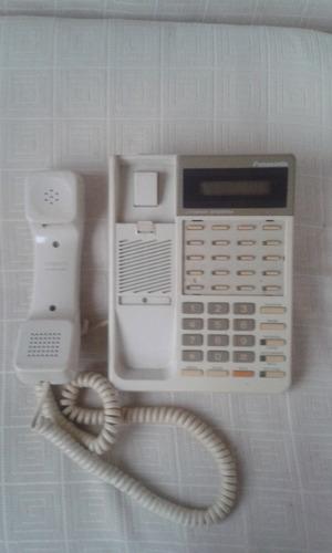 telefono panasonic de central telefonica usado