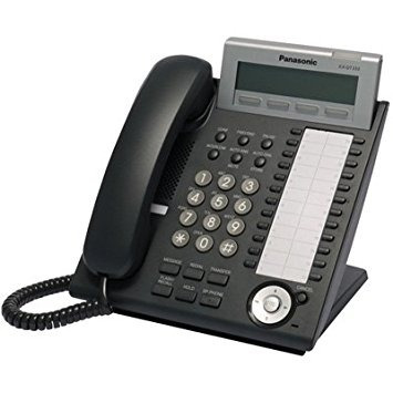 teléfono panasonic kx-dt333-b digital