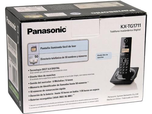 telefono panasonic (kx-tg1711meb)