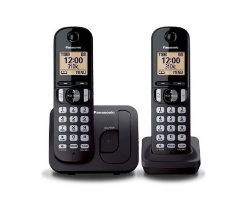 telefono panasonic kx-tgc212lcb - techbox
