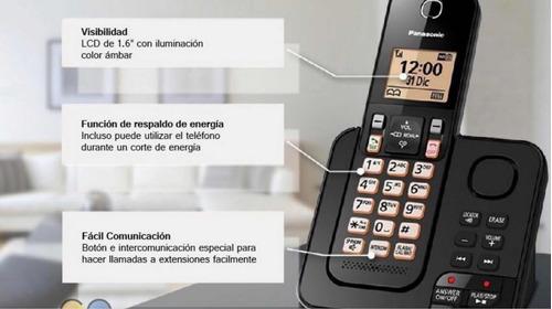 telefono panasonic kx-tgc360