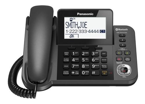 telefono panasonic kx-tgf380 duo + linea celular bluetooth