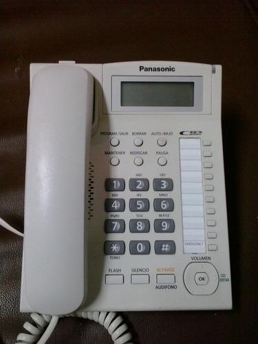 telefono panasonic kx-ts880,altavoz,identifica llamadas