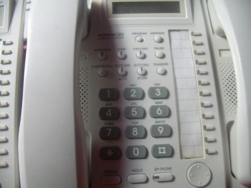 telefono panasonic kxt- 7730 en buenas condiciones