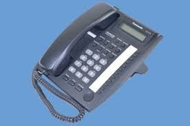 telefono panasonic kxt-7730, operadora $108, incluye iva