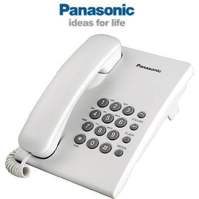telefono panasonic modelo kx-ts500 en marcesplace