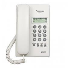 telefono panasonic pantalla lcd identificador 30 memorias