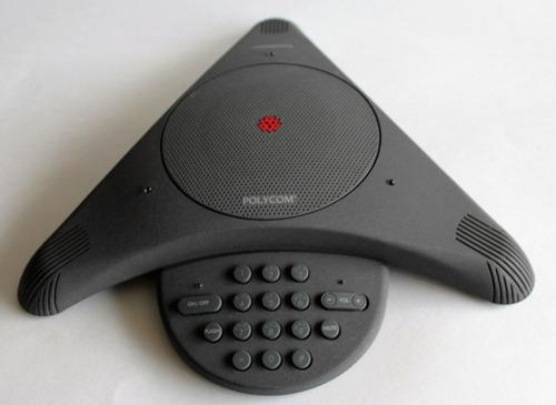 telefono para conferencias de estrella polycom soundstation