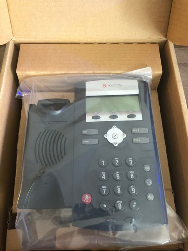 teléfono polycom sound point ip 331