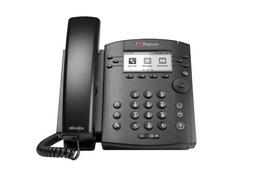 teléfono polycom vvx 300 ip de importación