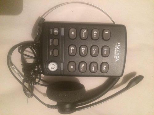 teléfono práctica t110 by plantronics