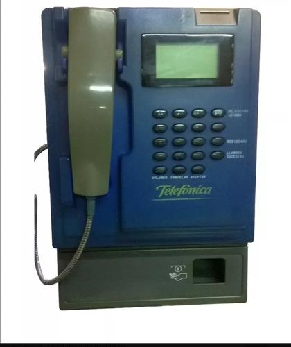 telefono publico monedero para voip