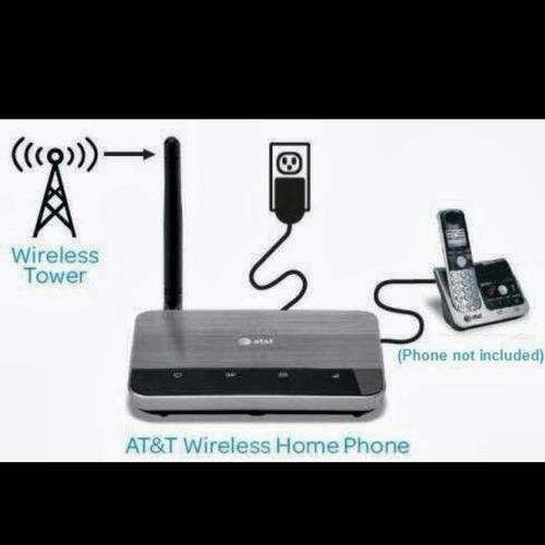 telefono rural 3g + teléfono manos libres + antena exterior