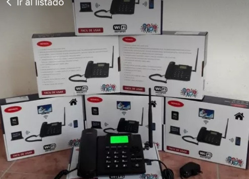 telefono rural con wifi