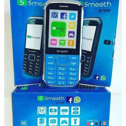 telefono s smooth snap dual sim radio camara libre