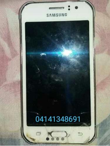 telefono samsung j110... pantalla dañana