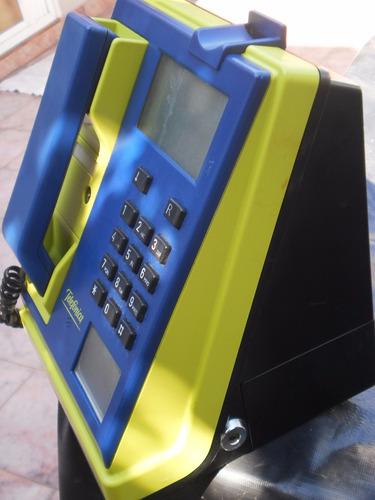 telefono semi publico telefonica