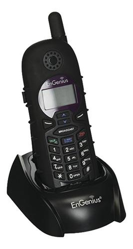 teléfono sip robusto de largo alcance inalambrico para conex