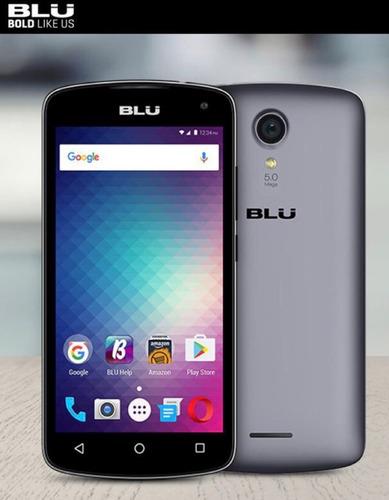 teléfono smartphone blu studio g2 hd android 6.0 garantia
