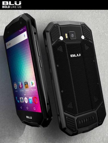 teléfono smartphone blu tank 5.0 android 6.0 garantia