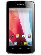 teléfono smartphone celular w6360  philips
