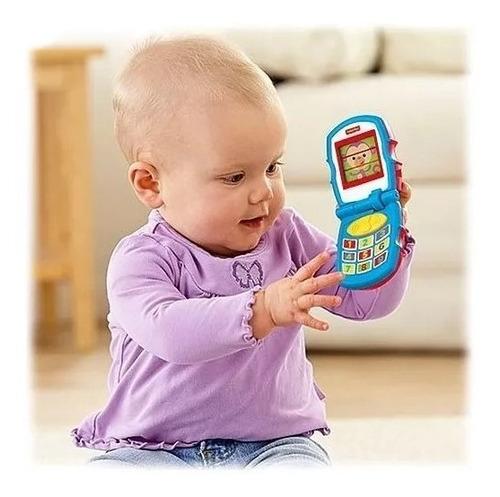 telefono sonidos divertidos - fisher price - vavi toys