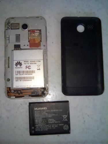 teléfono táctil huawei g7300 táctil dañado